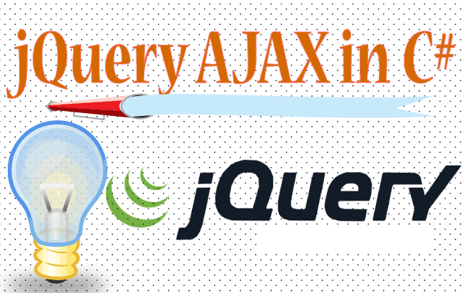 jQuery AJAX Example - Calling a C# Function With jQuery AJAX