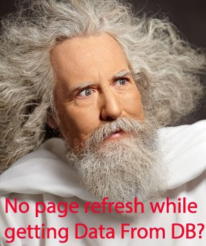 no-page-refresh-in-jquery-ajax