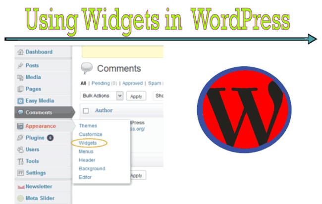 How to create Widgets in your WordPress Theme?
