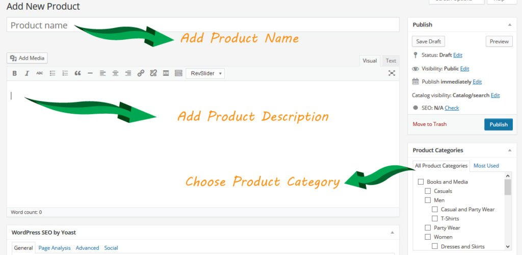Adding External/Affiliate Product in WooCommerce