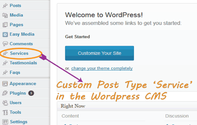 Creating WordPress Custom Post Type