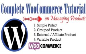 WooCommerce Tutorial