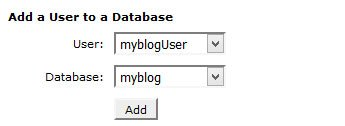 Adding User to WordPress Database