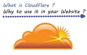 how does cloudflare works
