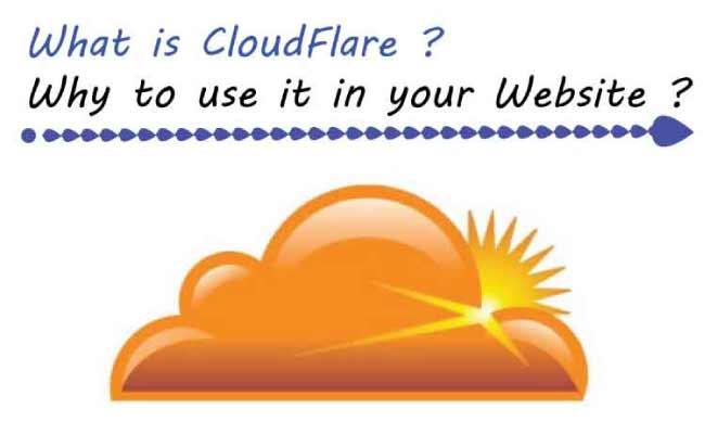 What is CloudFlare and how it gives Speed and Security to your website ?