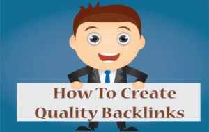 create quality backlinks