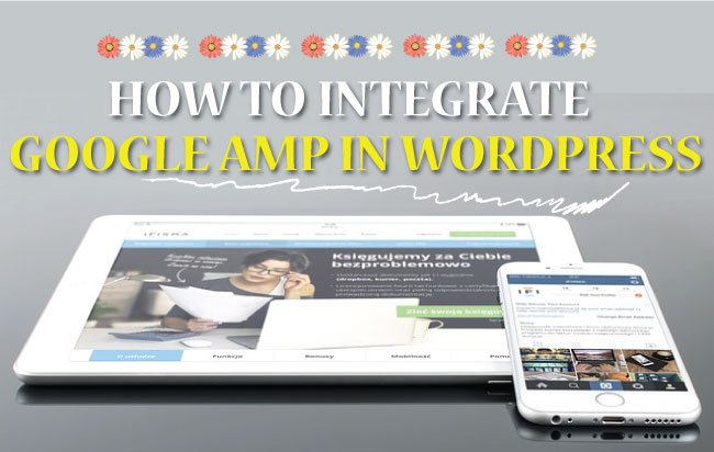google amp wordpress integration