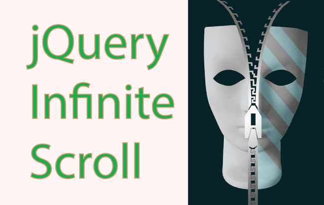 jquery infinite scroll