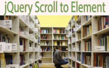 How To Use jQuery To Scroll To A Specific Element