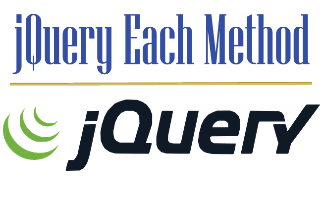 jQuery Each complete guide – Covers it's 7 most used ways in development