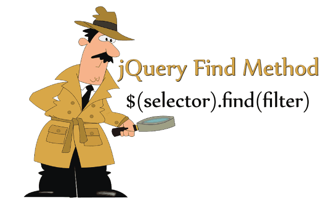 jquery find