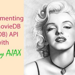 Implementing TheMovieDB (TMDB) API with jQuery AJAX