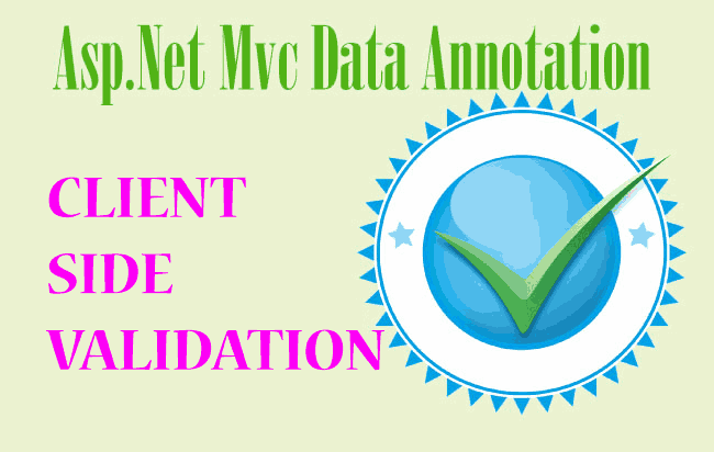 ASP.NET MVC – Client Side Validation of Controls like Textbox, Dropdownlist, Checkbox, Radiobutton with jQuery