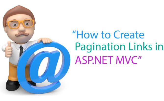 How to create Custom Paging Links in ASP net mvc