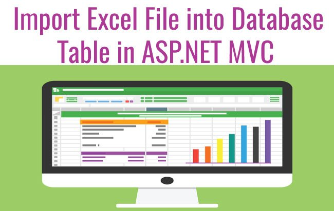 How to Import Excel File into Database in ASP.NET MVC