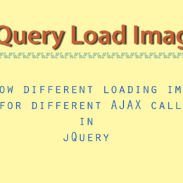 jquery load image
