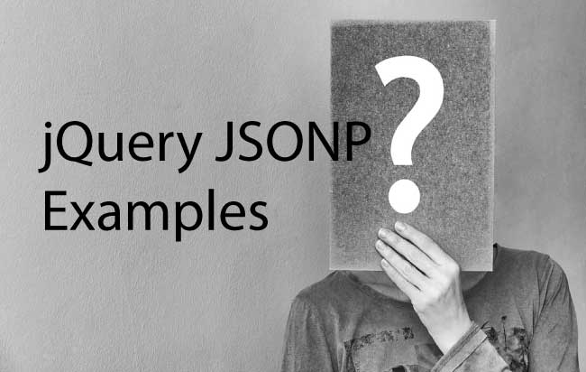 What is JSONP and how to use it in jQuery & JavaScript