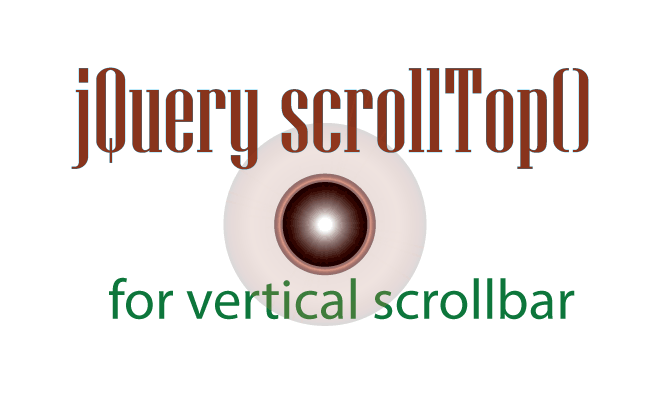 Understanding the jQuery scrollTop Method with Examples