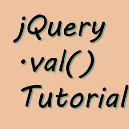 jquery val