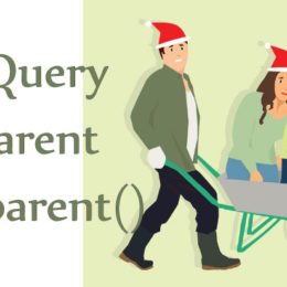 jquery parent