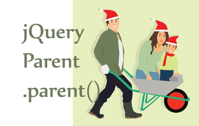 jQuery Parent Method – .parent() complete usage guide with codes