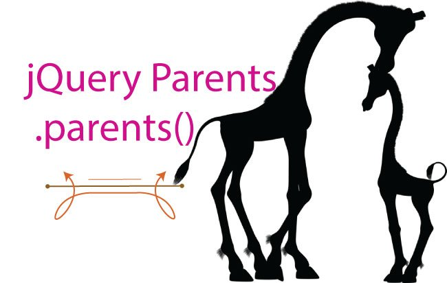 jquery parents