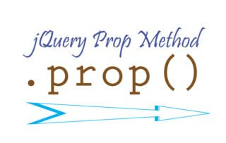 How to use jQuery prop() method in your website