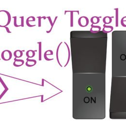 jquery toggle