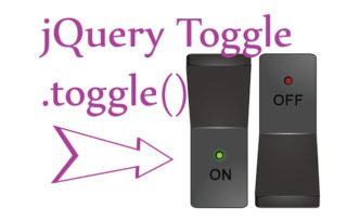 How to use jQuery Toggle Method – .toggle() effectively