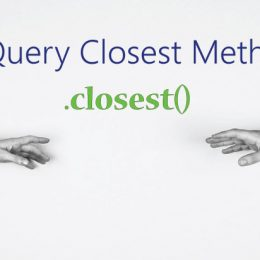 jquery closest
