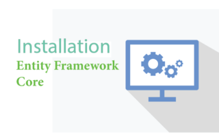 Installation of Entity Framework Core