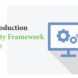 introduction entity framework core