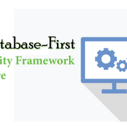 database first approach