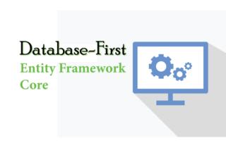 Database-First approach in Entity Framework Core