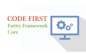 code first approach ef core