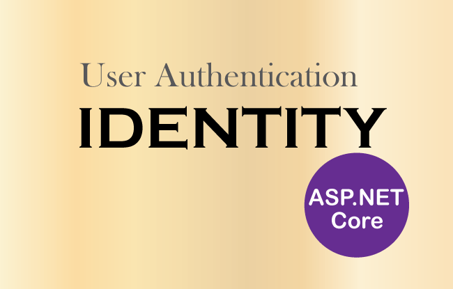 How to do Authentication of Users in Identity in ASP NET Core