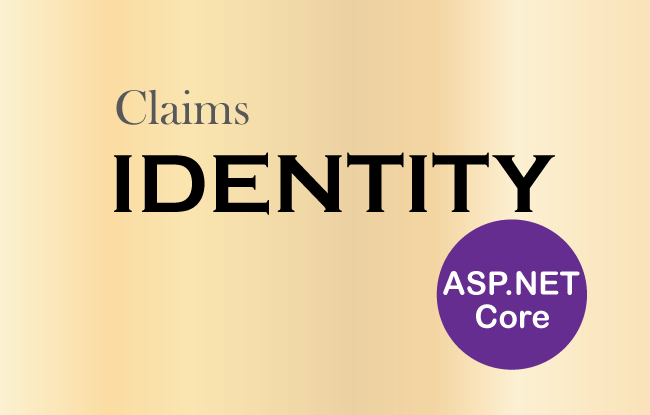 How to work with Claims in ASP.NET Core Identity