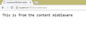 content middleware