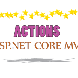 actions aspnet core