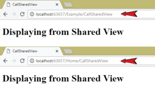 Views in ASP.NET Core