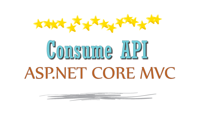 aspnet core consume api