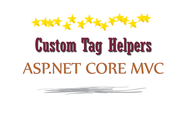 aspnet core custom tag-helpers