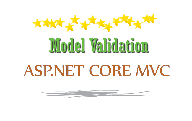aspnet core model validation