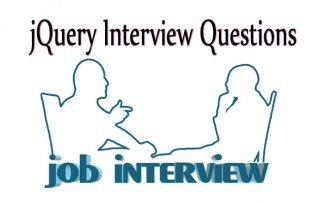 jQuery Interview Questions – Top 100 Answers