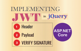 How to call a JWT secured APIs with jQuery AJAX [with source codes]