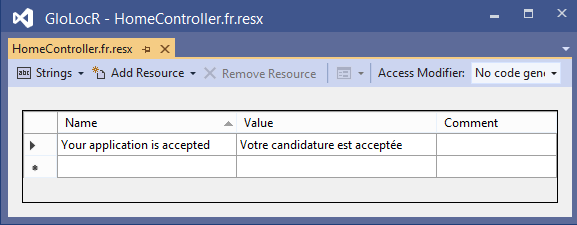 Controller French Resource File