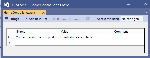 Controller Spanish Resource File