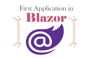 Creating First Application in Blazor from scratch
