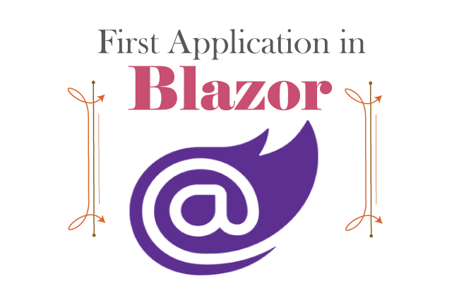 Blazor First Application
