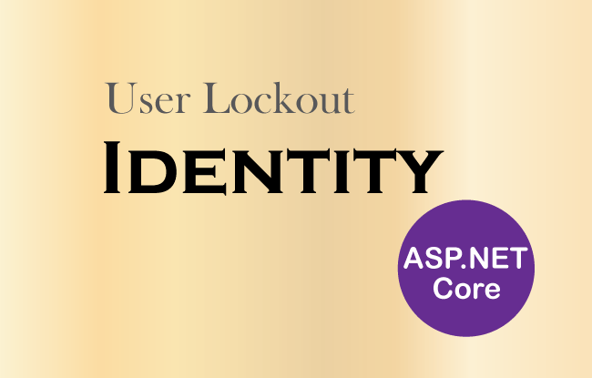 user lockout identity
